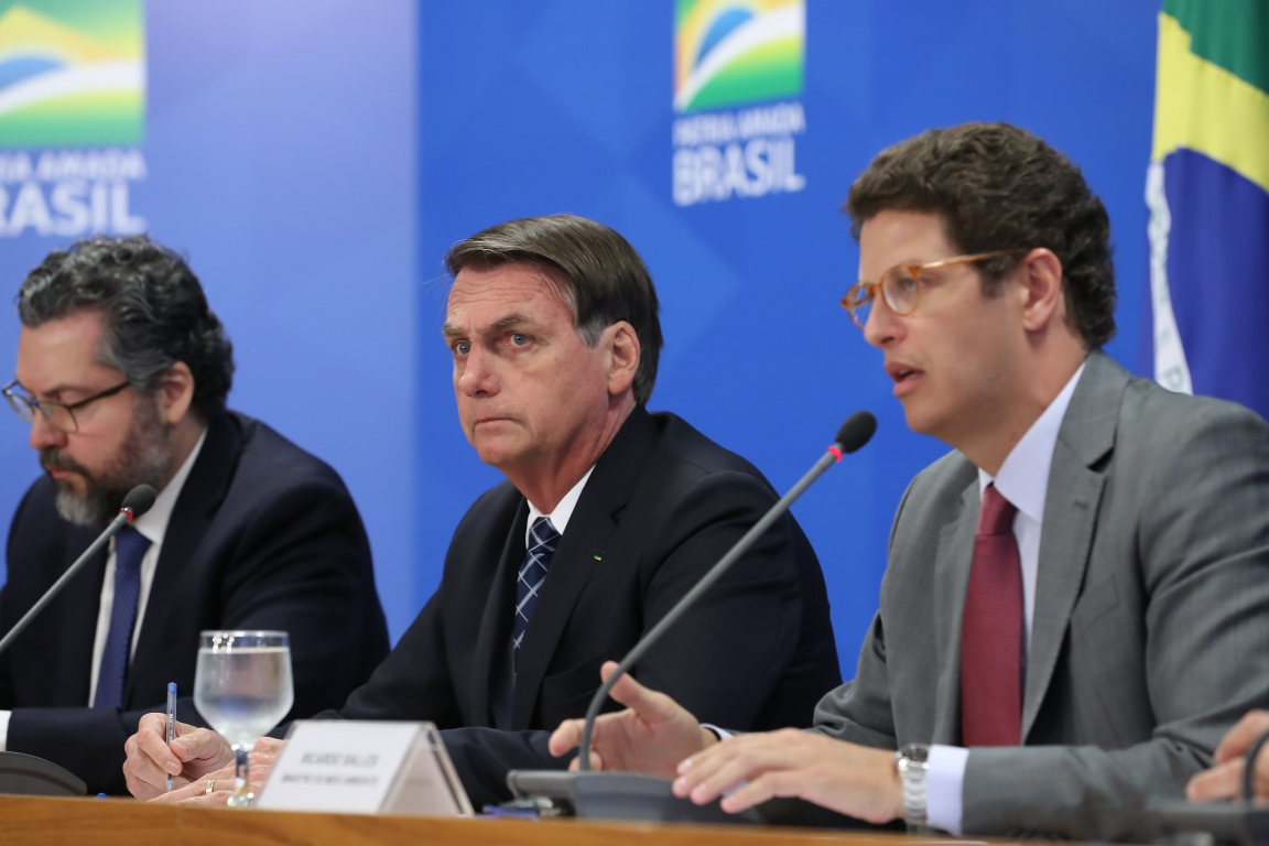 """Governo corre para emplacar """"Fundo Amazônia do B"""" na COP"""