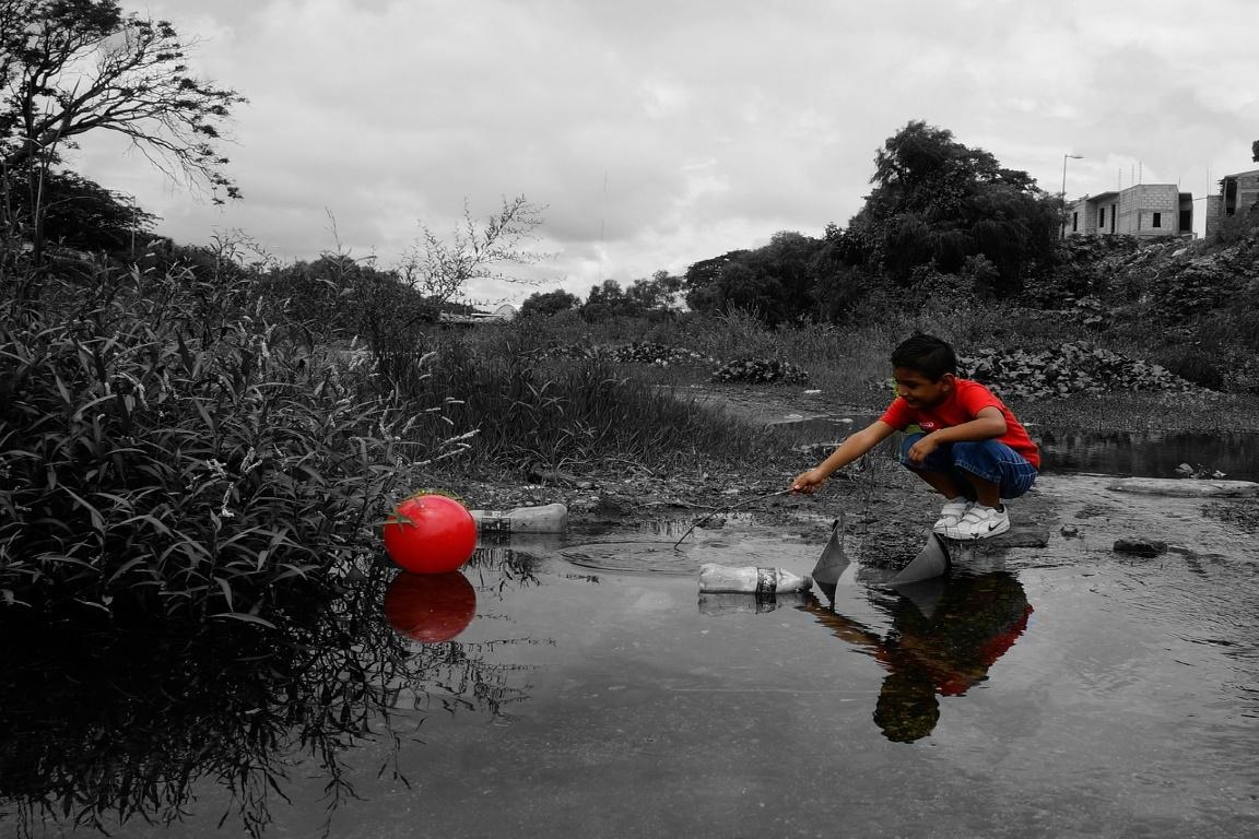 ONU publica cartilha que explica às crianças direitos a um meio ambiente seguro