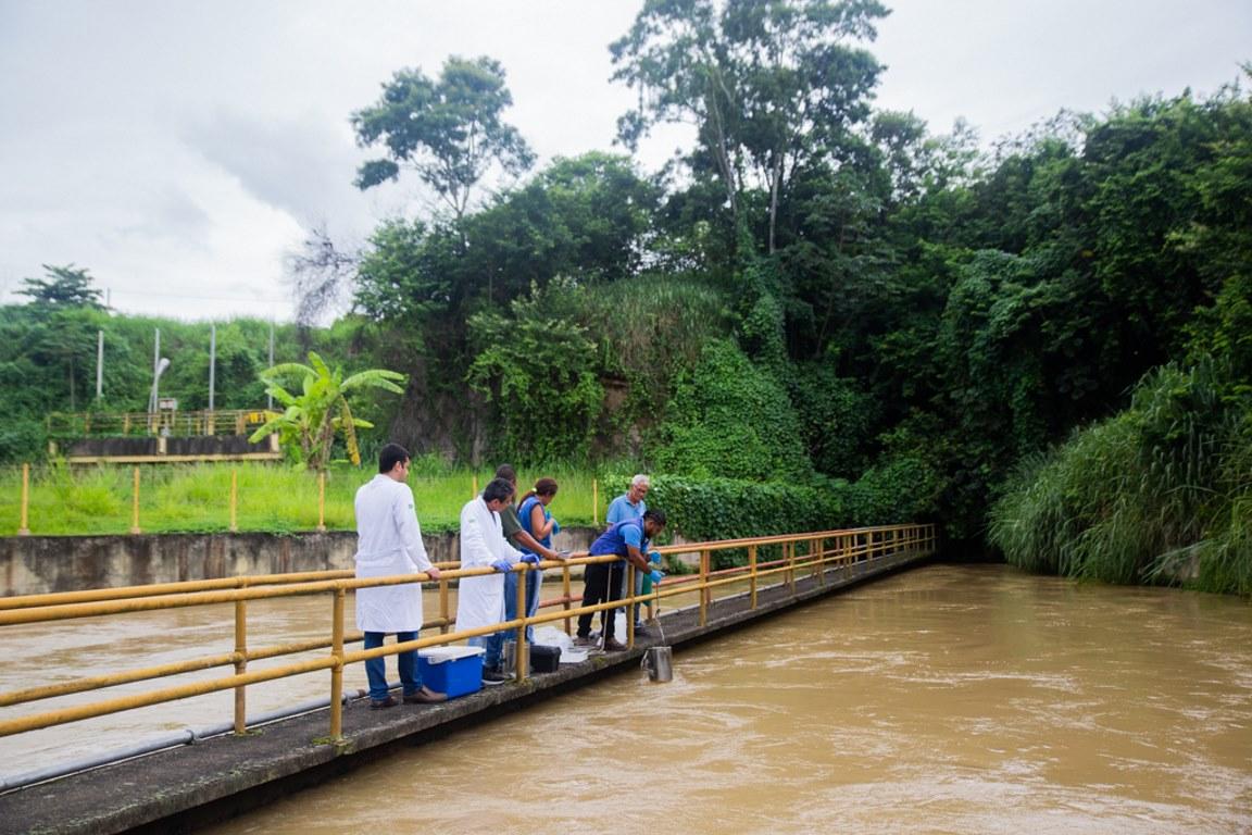 MP quer transparência sobre qualidade da água distribuída no Rio