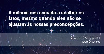 Frases Do Meio Ambiente Carl Sagan Astrônomo 290413