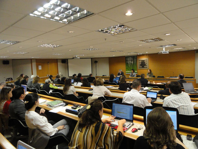Setor privado debate ações de preservação da biodiversidade