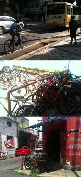 Bicicletas de Belém