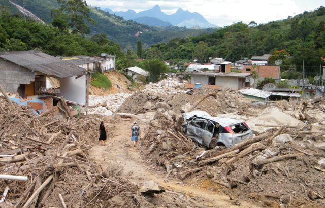 Chuvas e desenvolvimento responsável