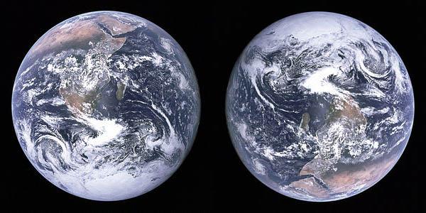 A mais incrível imagem do nosso planeta