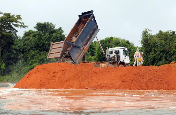 Belo Monte: começam primeiras obras de represamento