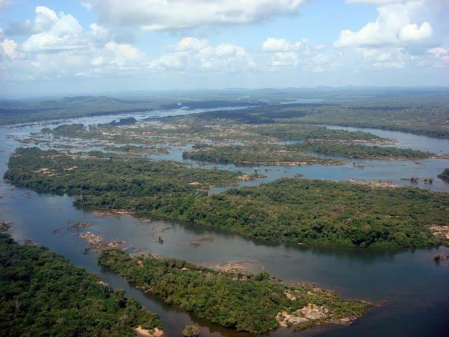 O destino das curvas do Rio Xingu