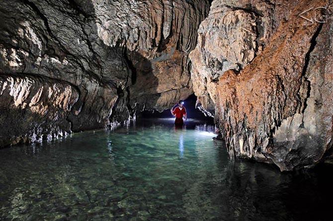 O mito das cavernas brasileiras