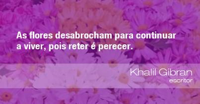 Frases Do Meio Ambiente Khalil Gibran Escritor 010713