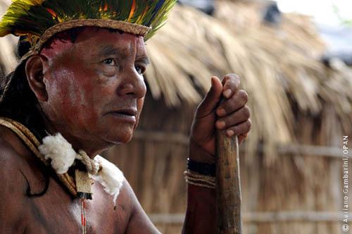 Índios Xavantes, desterrados e esquecidos