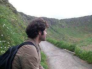 Passagem pela Irlanda do Norte