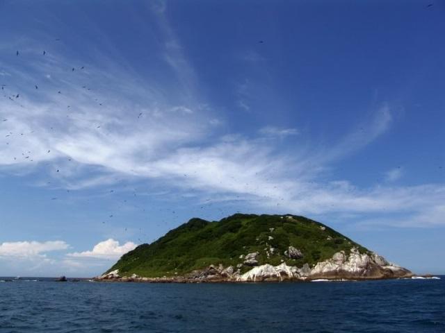 Governo cria Parque Nacional Marinho da Ilha dos Currais