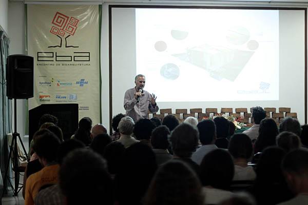 EBA 2012: As ferramentas naturais da Bioarquitetura