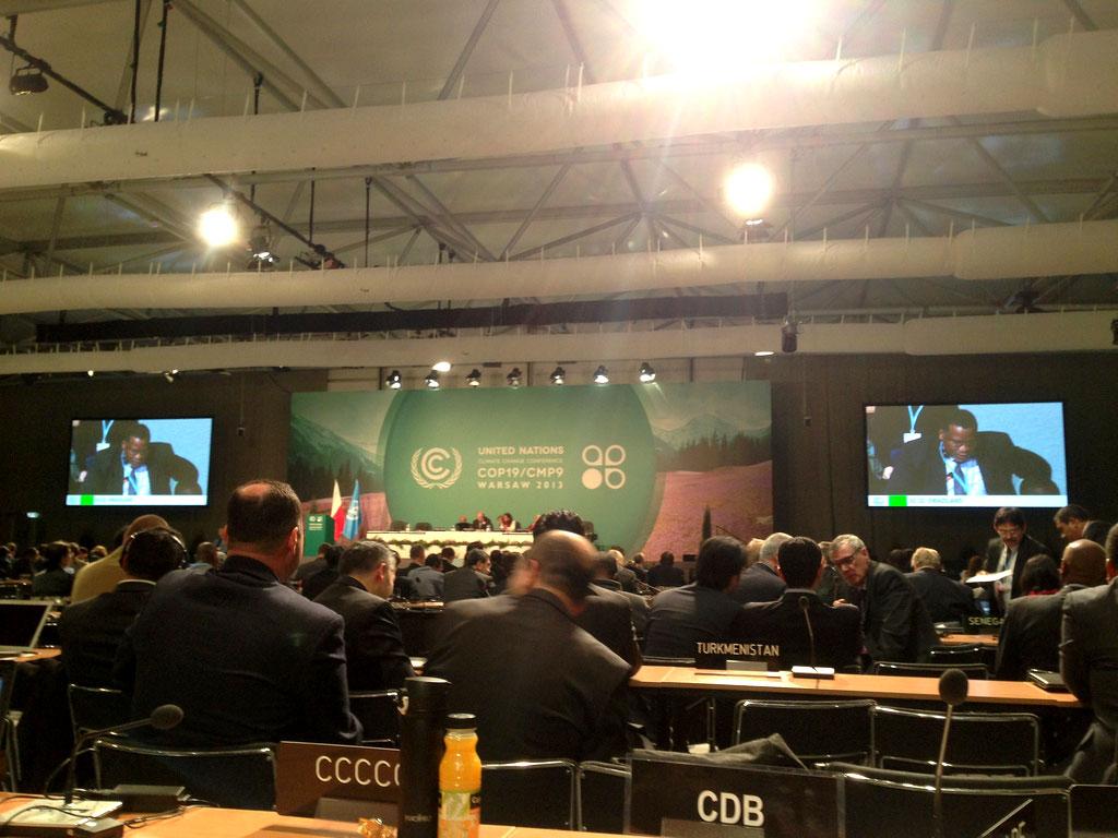 COP19: quase 3 em cada 10 países não mandarão ministros