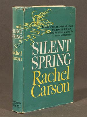 Dia do Livro: homenagem aos 50 anos de Primavera Silenciosa