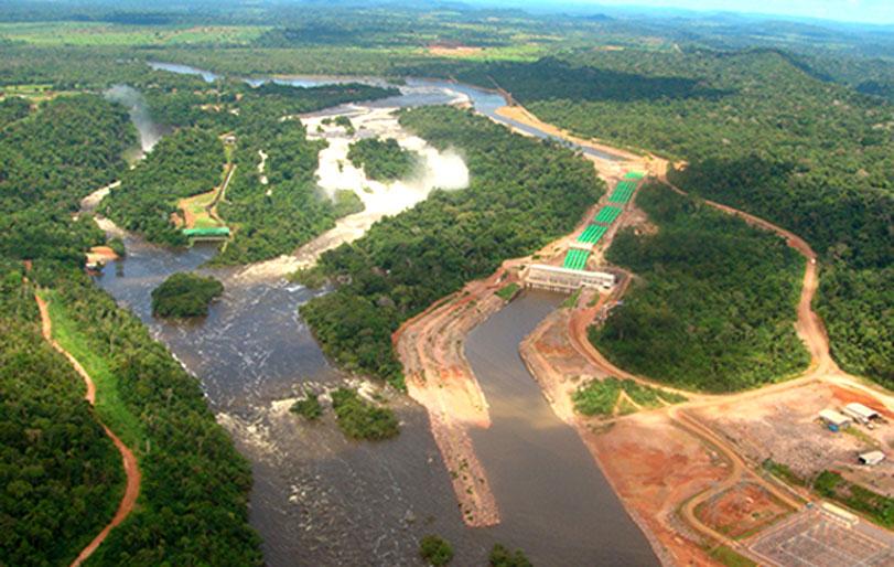 A marca dos financiamentos do BNDES na Amazônia
