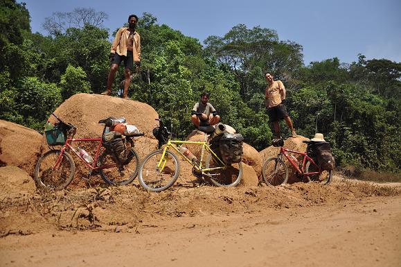 Cicloamazônia: primeira fase do projeto concluída