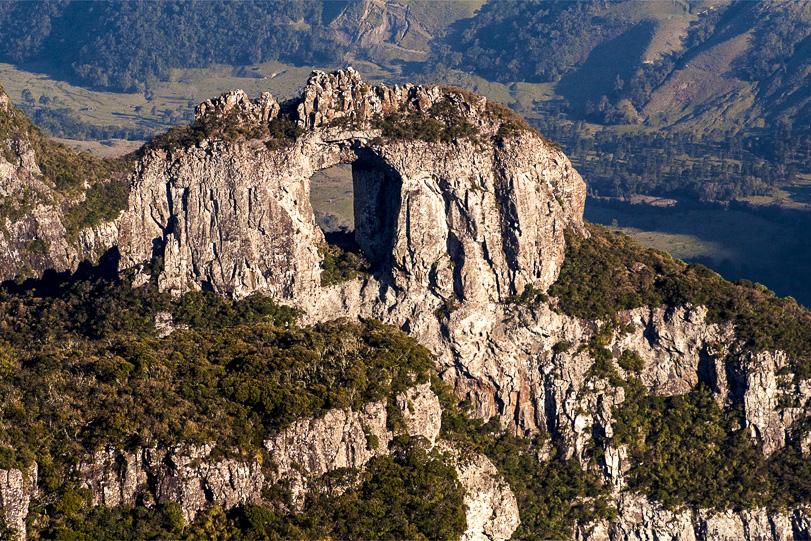 ICMBio fecha visitação do Parque Nacional de São Joaquim