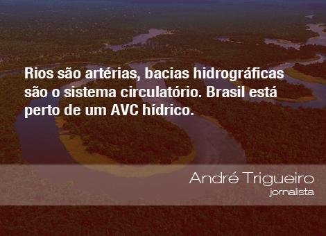 Frases do Meio Ambiente – André Trigueiro, jornalista (30/01/15)