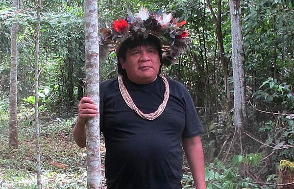 Dia do Índio: Almir Suruí, eleito herói da floresta pela ONU