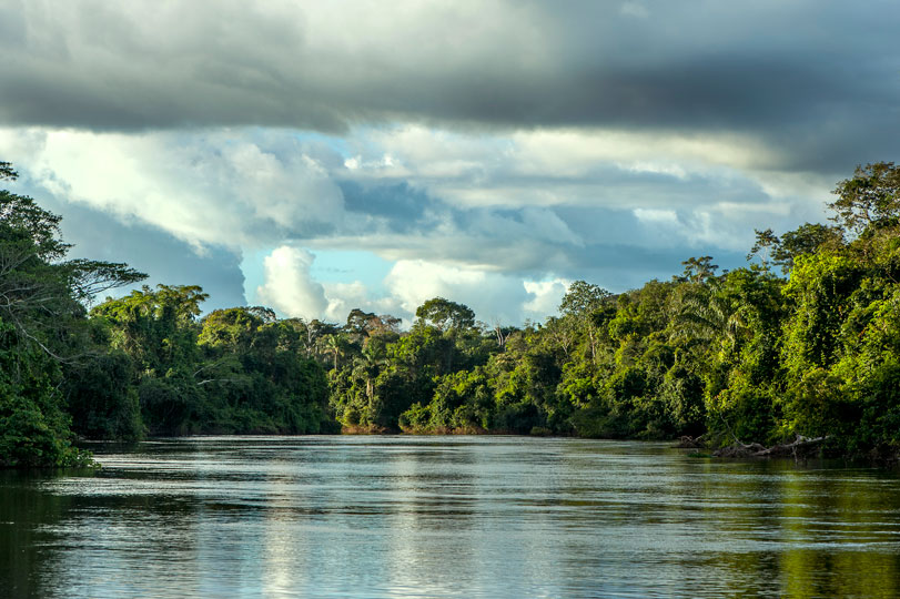 Parque Estadual do Cristalino é a bola da vez no Mato Grosso