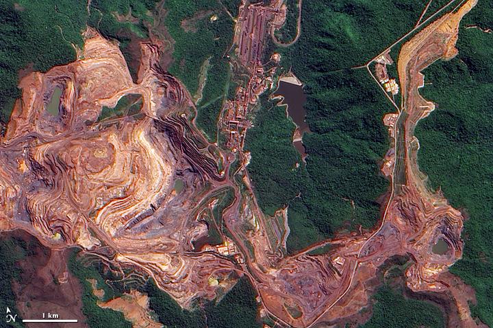 O absurdo da lei que quer abrir UCs para a mineração