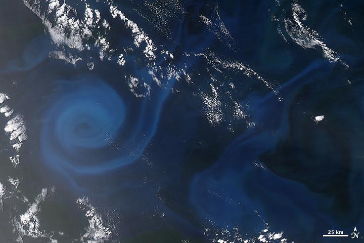 Incríveis imagens de nosso planeta feitas do espaço