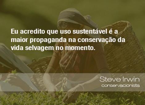 Frases do Meio Ambiente – Steve Irwin, conservacionista (28/07/14)