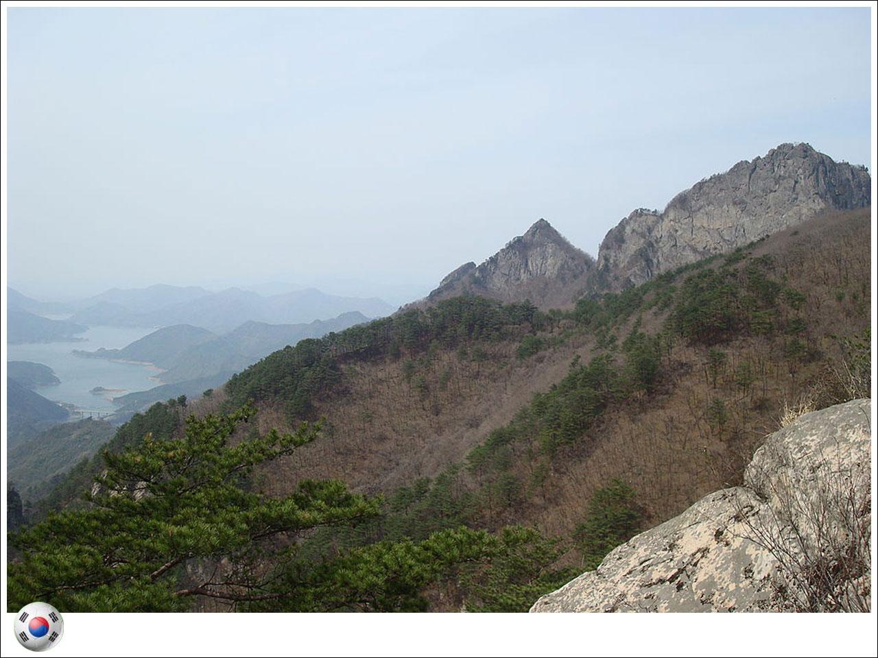 Copa do Mundo das áreas protegidas: Coréia do Sul