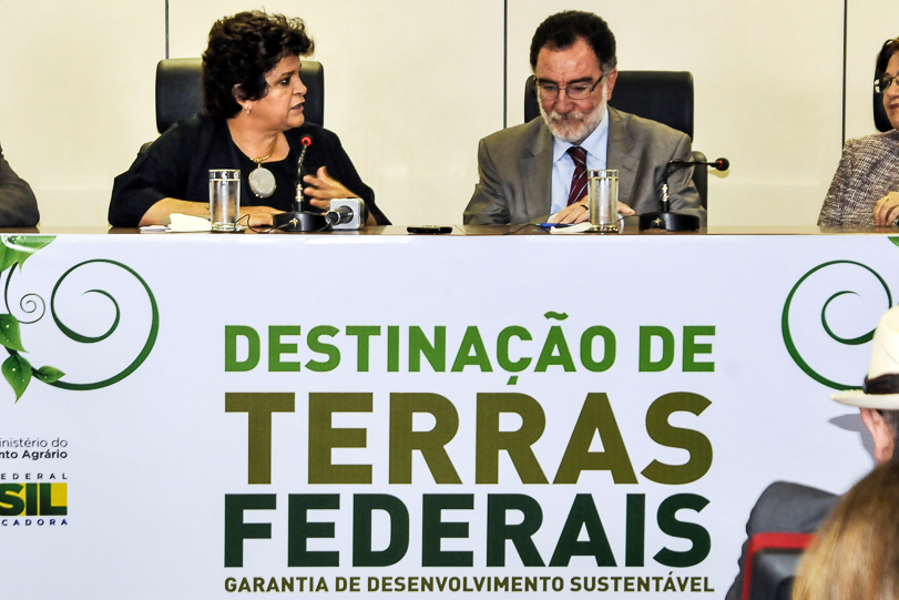 Área equivalente a Brasília foi destinada a virar UC