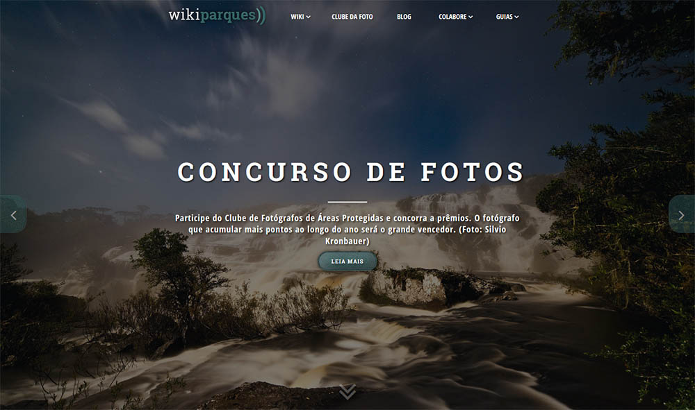 WikiParques está de cara nova