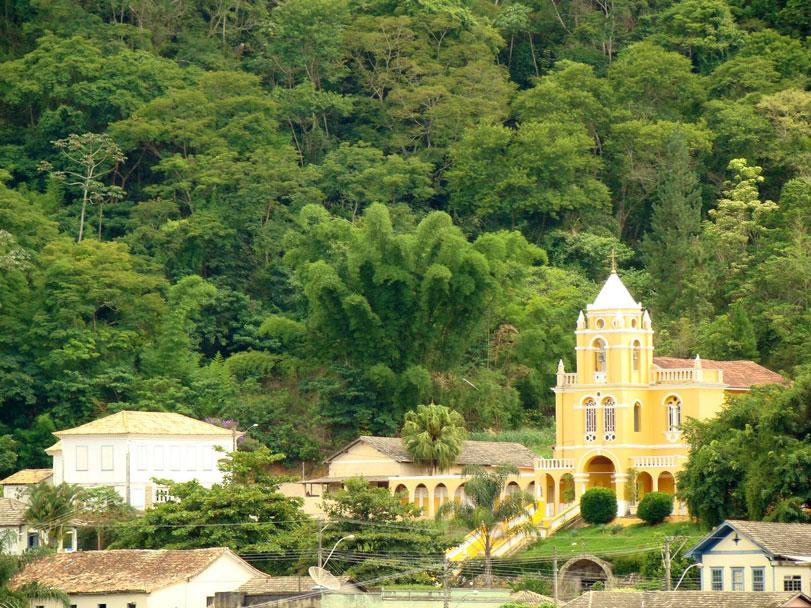 Varre-Sai Rio de Janeiro fonte: www.oeco.org.br