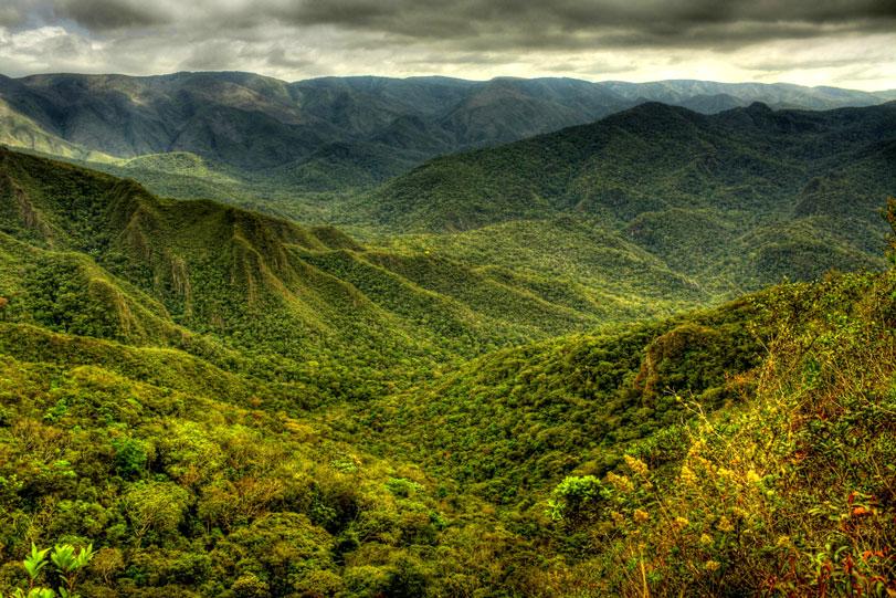 Gandarela: parque nacional já nasce recortado pela mineração